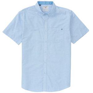 Camisa Manga Corta Niño All Day Chambray